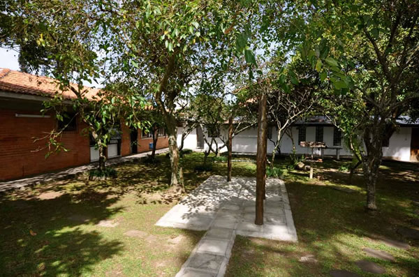 Área Externa - Clínica Dependência Química Curitiba 2