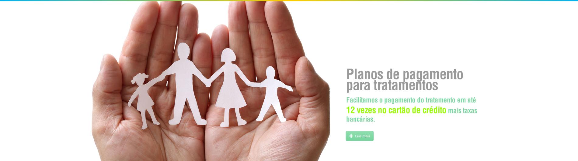 Planos para tratamento de dependência química